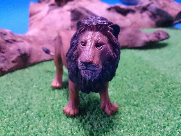 画像3: ライオン(Papo社製)