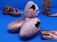 恐竜の卵 S  約140×130×115mm