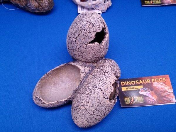 画像2: 恐竜の卵 S  約140×130×115mm