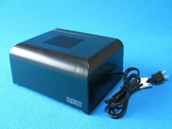 画像1: スパイラルランプ用スタンド コンパクトトップナノ(20cm 1灯式)