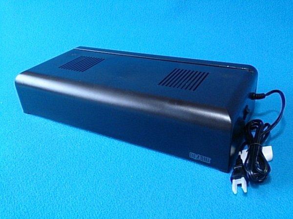 画像1: スパイラルランプ用スタンド コンパクトトップ(45cm 2灯式)