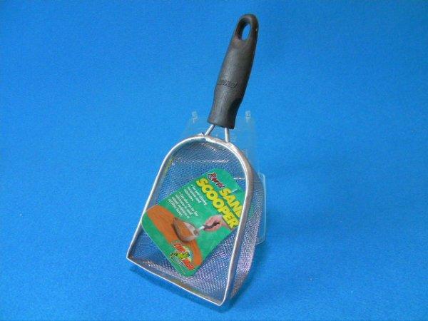 画像1: 床材のお掃除に♪ サンドスクーパー
