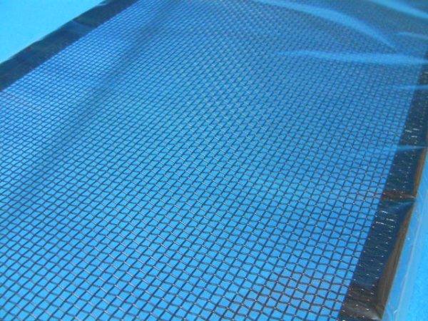 画像2: (水槽用網ふた♪) ハープネット(60cm水槽用)