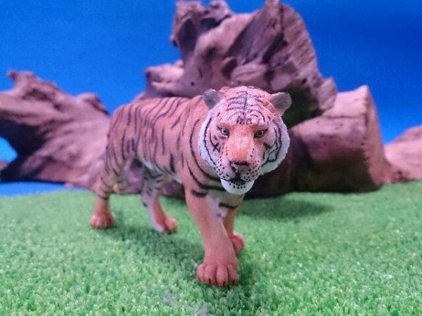 画像1: トラ(Papo社製)