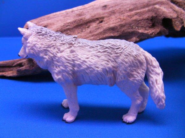 画像4: 北極オオカミ (Papo社製)