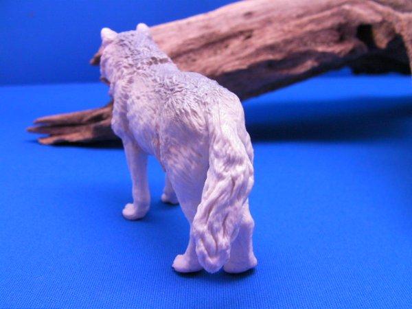 画像2: 北極オオカミ (Papo社製)