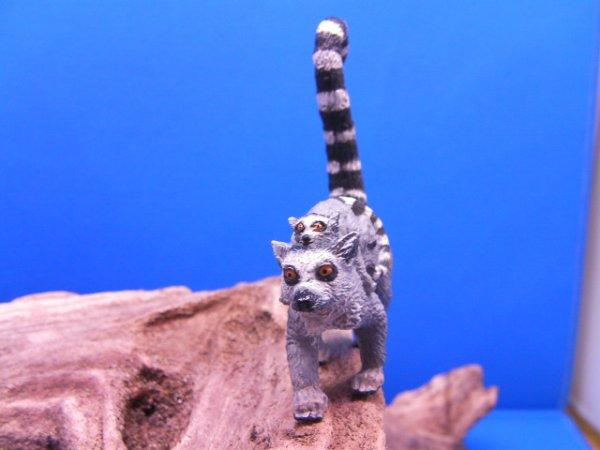 画像5: ワオキツネザル (Papo社製)