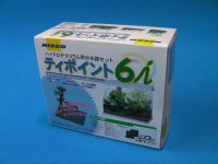 ティポイント6i(テラリウム用分水ポンプ)
